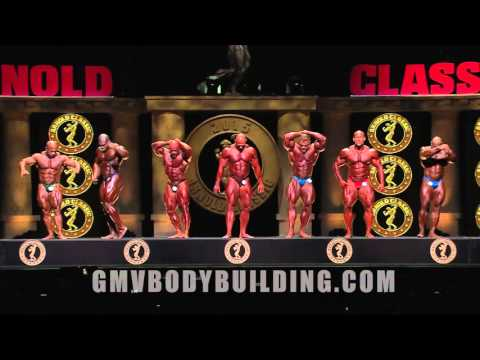 2015 Arnold Classic from GMV BODYBUILDING