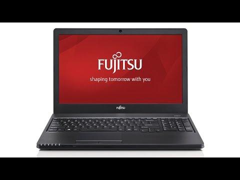 Fujitsu Lifebook A555G @ PROHARDVER!