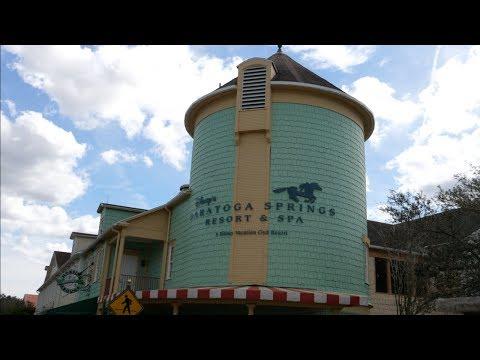 Disney's Saratoga Springs Resort 2020 4K Tour at Walt Disney World Resort Orlando Florida