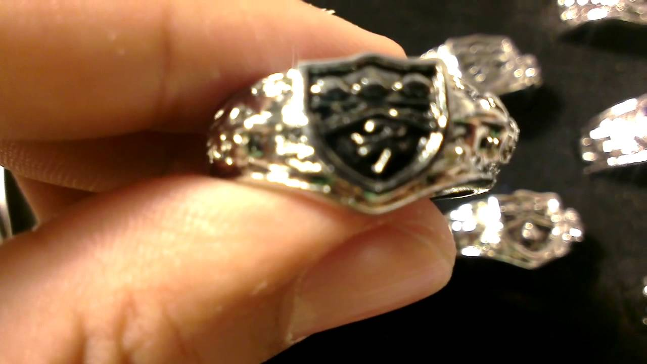 Unboxing Vongola Rings By Theanimangauniverse