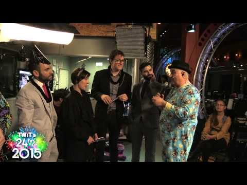 TWIT NYE 2014: Trebuchet & Jim Agius talk with Leo Laporte, Leo confirms Onstage appearance