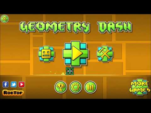 Electroman Adventures - Geometry Dash - Original Music