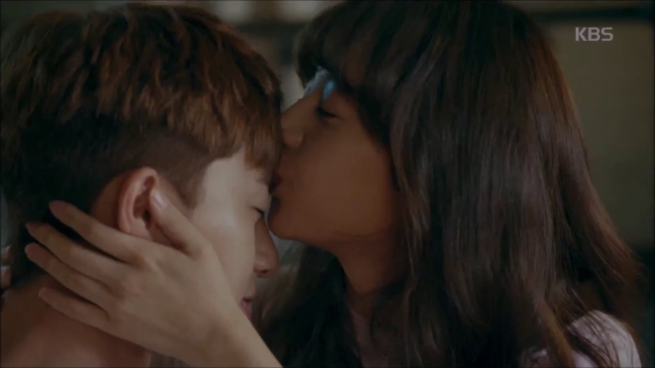 Park Seo Joon And Kim Ji Won Kissing Scenes From Fight For My Way