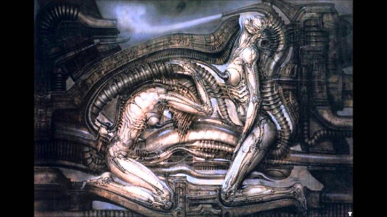 Tributo A Hr Giger