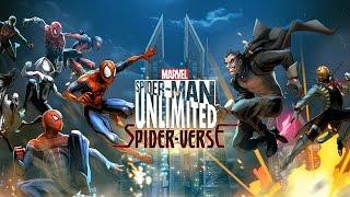 Spider-Verse Arrives in Spider-Man Unlimited