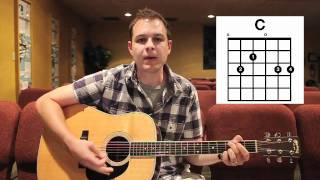 I Will Follow (Chris Tomlin) - Tutorial