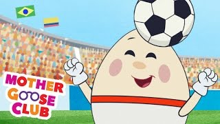 Football Rocker -- Mother Goose Club Rhymes for Kids