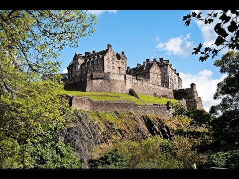 Places to see in ( Edinburgh - UK ) Edinburgh Castle
