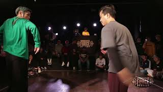 Ko-C style vs 장태녕 / Best 16-1 / Ground Force Session Vol.22 The ...
