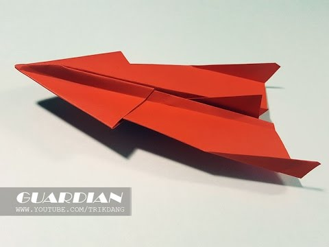 how to make a paper airplane that flies forever