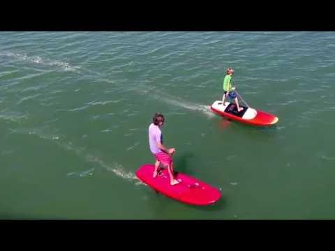 Jetfoiler - Efoil - Electric Hydrofoil