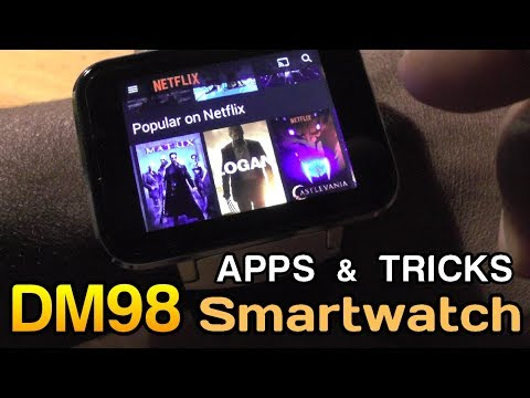 DM98 Smartwatch: Apps & Tricks for Real Life