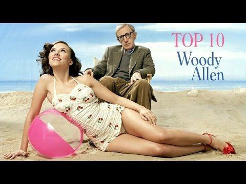 Top 10 - Woody Allen film - Legjobb Woody Allen mozik