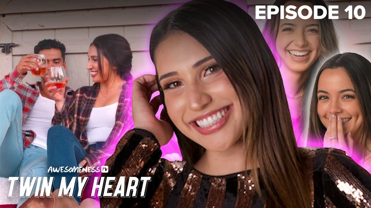 Download Twin My Heart Season 3 EP 10 - STEAMY DATE w/ Nate *HOT TUB NEVER HAVE I EVER* w/ Merrell Twins