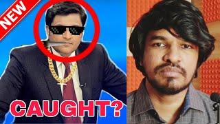 Arnab Goswami Caught?! | Tamil | Madan Gowri | MG