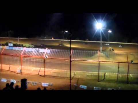 Southern Vintage Racing Association Flomaton Speedway 8/1/2015