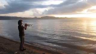 トランペッター ムーディー小林さんの演奏です。 ムーディー小林オフィ...