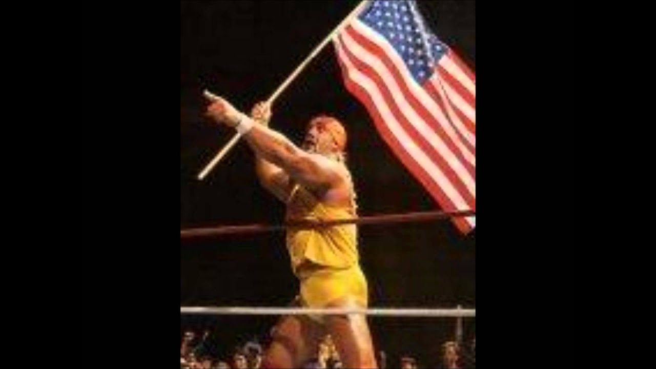 hulk hogan theme song --- real american