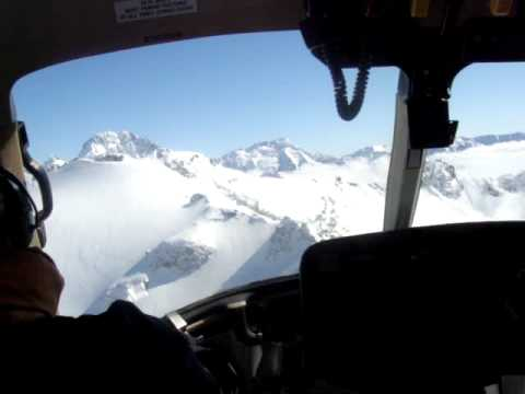 NZ Heliski Lift and Dropoff