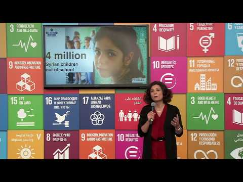 "<span class=""title"">Sonbola Group – STEM for Refugees highlights - Solutions Summit 2017</span>"