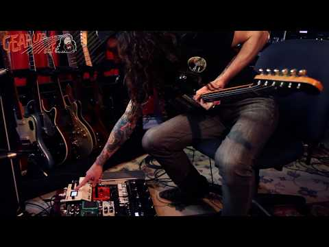 Evil Fuzz from Death  by Audio - Demo by Sef from Your Favorite Enemies