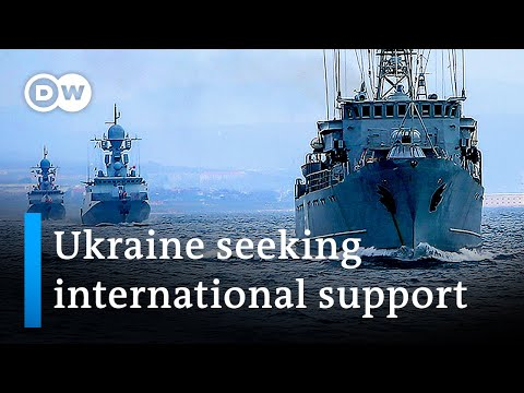 Ukraine-Russia border tensions rise | DW News