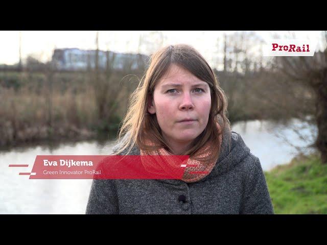 Week van de circulaire economie - Eva Dijkema over het financiële perspectief | ProRail