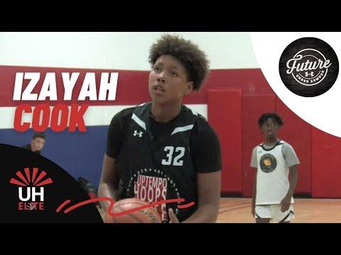 Izayah Cook 6th UA Future Circuit - UH Elite