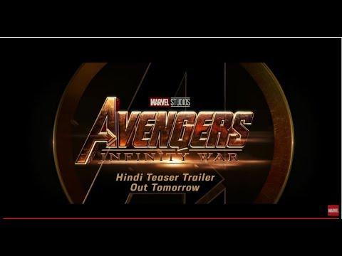 Avengers: Infinity War | Hindi Teaser Trailer Promo | In Cinemas April 27, 2018