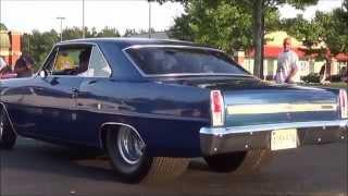 1967 Chevy II Pro Street