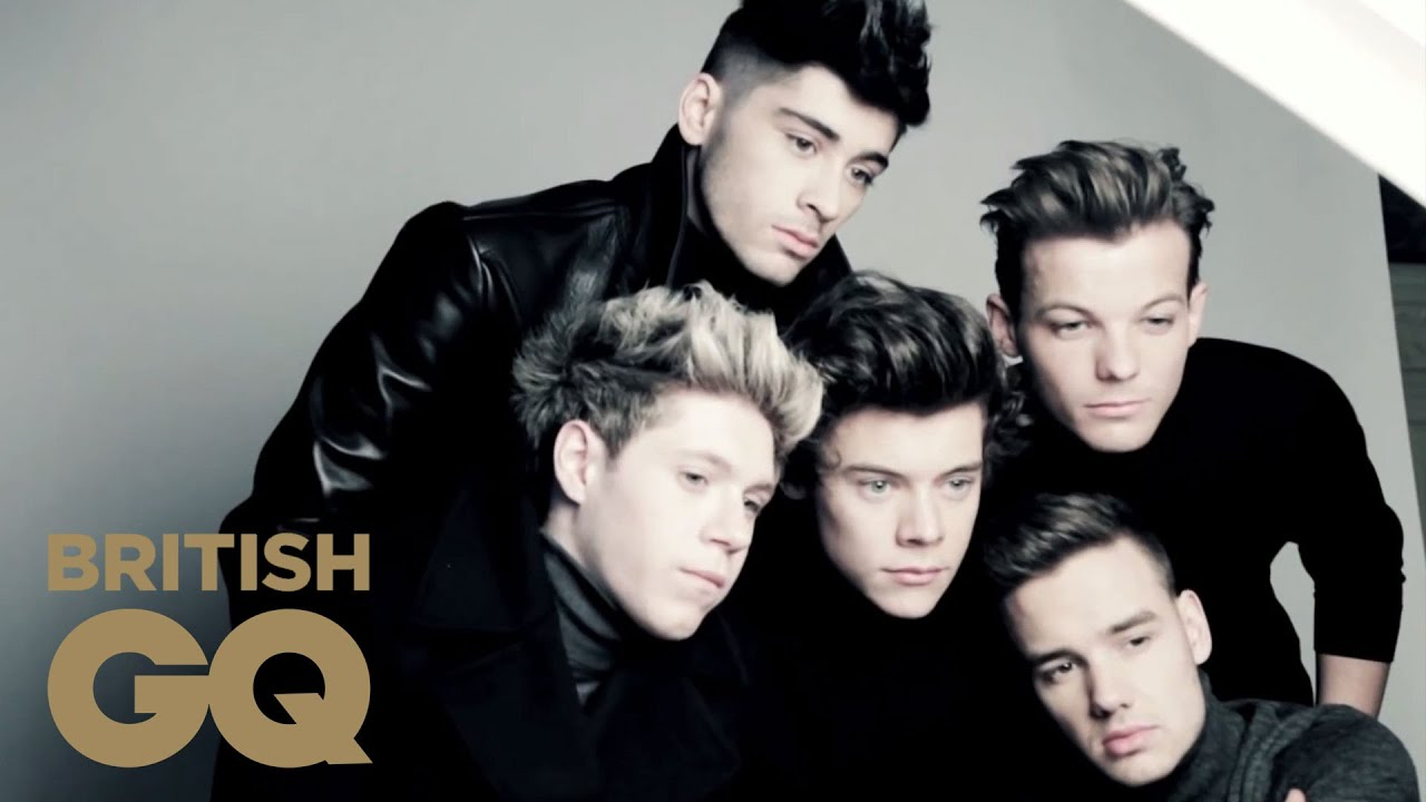 Download One Direction: Behind the Scenes Cover Shoot | GQ Cover Stars | British GQ