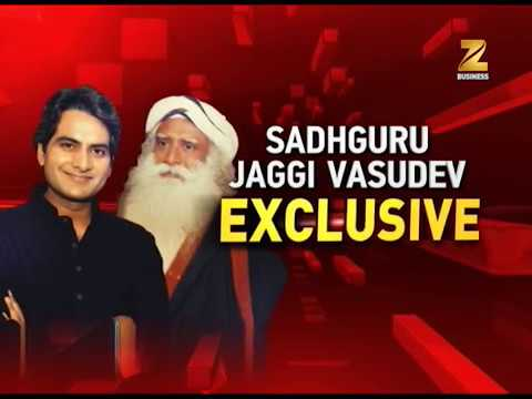 The interview with Sadhguru: Exclusive conversation with Sadhguru Jaggi Vasudev