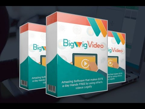 BigWigVideo Review - Big Wig Video Review. http://bit.ly/2UhZOhb