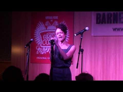 [5/5] Amber Gray - Charming (live) @ Barnes & Noble, NYC, 12/10/13