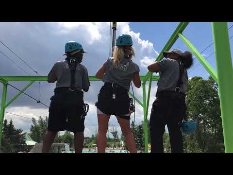 Wet'n'Wild Toronto Staff Music Video 2017