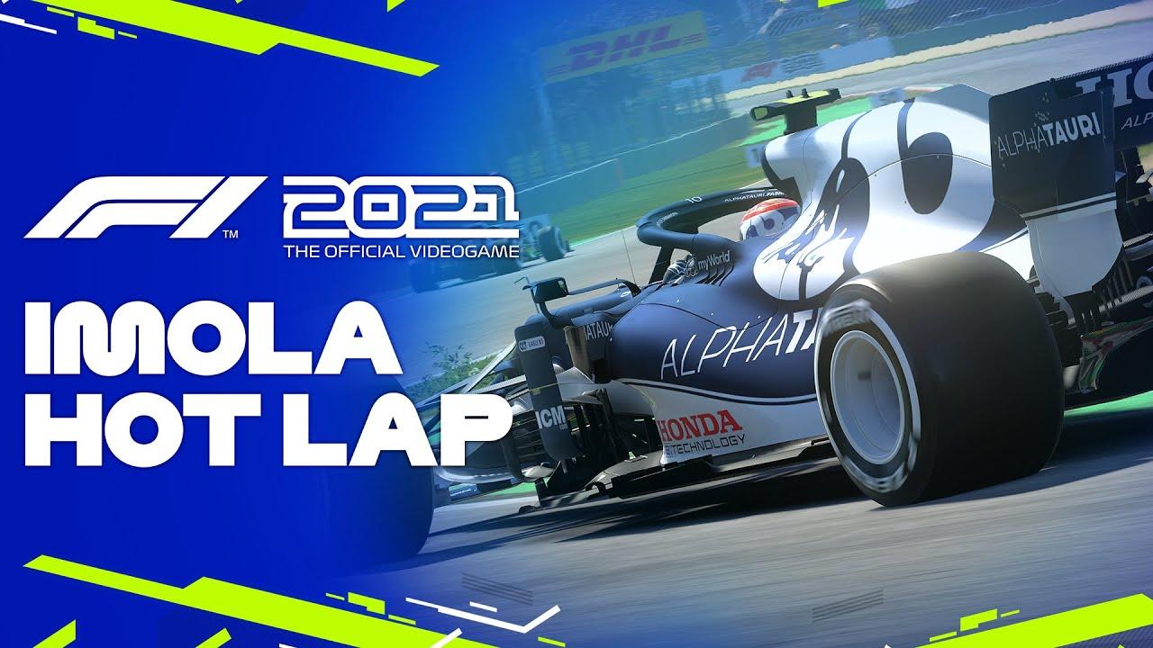 Imola keert terug in nieuwste game-update F1 2021