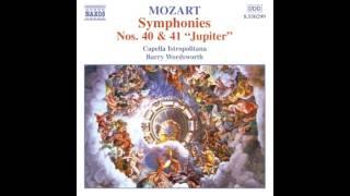 Моцарт Симфония No 40 41