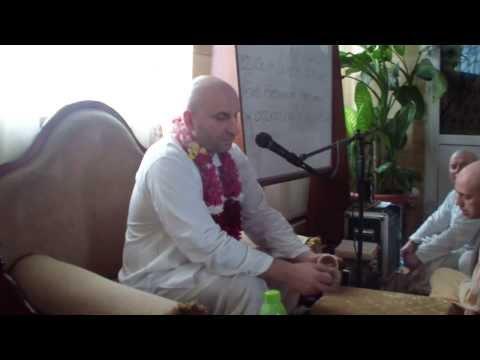 Бхагавад Гита 16.20 - Сатья прабху
