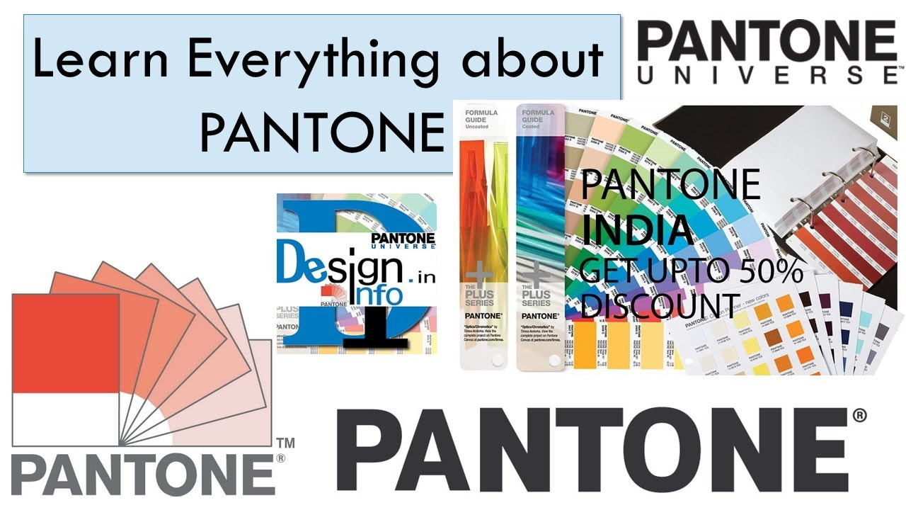 Understanding pantone india tpg tcx tpx cmyk color guide formula understanding pantone india tpg tcx tpx cmyk color guide formula metallics pastels chips coated youtube geenschuldenfo Choice Image