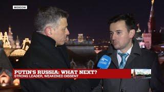 Putin's Russia: What next?