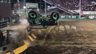 Monster Jam World Finals XVIII Grave Digger 35th Anniversary Encore!
