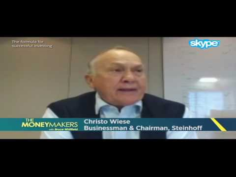 Where retail mogul & billionaire Christo Wiese is investing