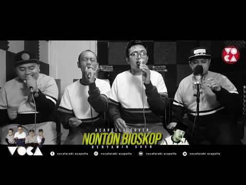 NONTON BIOSKOP - BENYAMIN SUEB (PARODI VERSION) By Vocafarabi