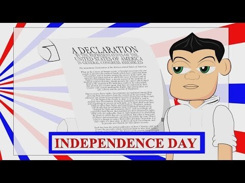 Independence Day History  Watch Cartoons Online Educational Videos for Students/Kids