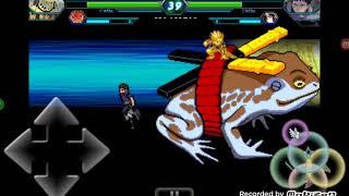 Naruto vs bleach 3.2 mod 100 personajes
