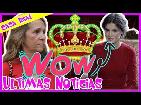 Letizia 'se volvió loca' sabiendo que la infanta Elena reclamó su posición en el trono