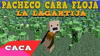 PACHECO CARA FLOJA - La lagartija [VIDEOCLIP]