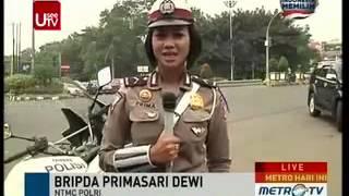 Bripda Primasari Dewi - NTMC POLRI