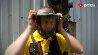 实拍沼气池的清理过程,这是一个有味道的视频