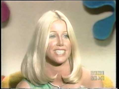 Suzanne Sommers On The Dating Game 1974